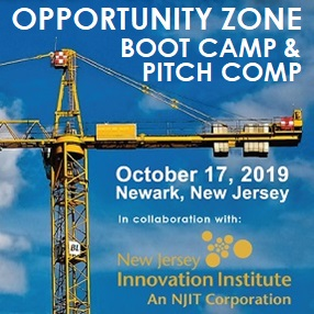 Attend the Newark OZ Boot Camp & Pitch Competition 10/17 at NJIT's Campus Center