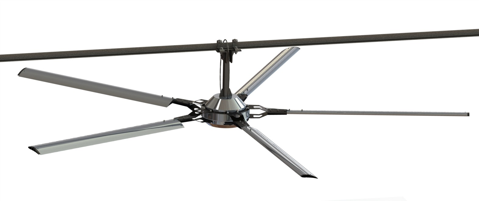 Epoch HVLS 12-ft Fan